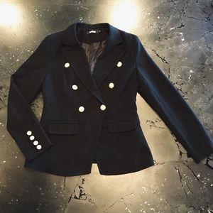Misguided Military Blazer
